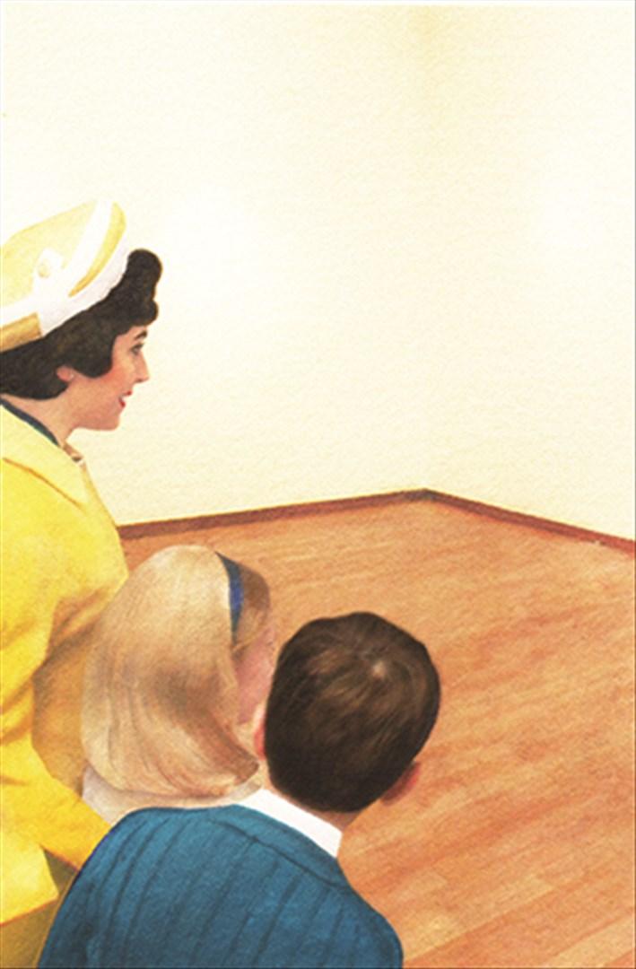 Miriam Elia | WE GO TO THE GALLERY - | Summer Exhibition