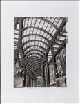 June Corpuz, 1085 - THE GLASS ROOF AT HAY'S GALLERIA
