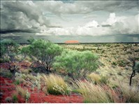 Edward Bowman, 281 - AYERS ROCK/ULURU