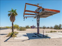 Boyd & Evans, 371 - NO GAS, SALTON SEA CA