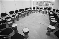 Jessica Bernard, 426 - CORPORATE AFRICAN DRUMMING LESSON
