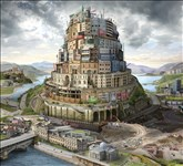 Emily Allchurch, 1095 - BABEL BRITAIN (AFTER VERHAECHT)
