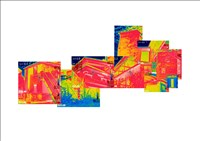 Sarah Wigglesworth Architects, 658 - STOCK ORCHARD STREET THERMAL IMAGING BEFORE RETROFIT