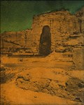 Madeleine Gray, 1207 -  BAMIYAN - NOCTURNE IN BLACK AND GOLD