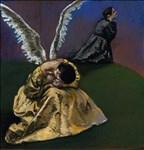 Dame Paula Rego RA, 958 - AGONY IN THE GARDEN