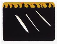 Gary Hume RA, 871 - CHALK MIRROR