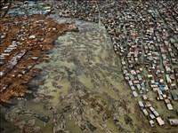 Edward Burtynsky, 370 - SAW MILLS #2, LAGOS, NIGERIA