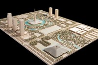 Spencer de Grey RA, 549 - AMARAVATI MASTERPLAN MODEL (1:1000)