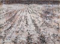 Anselm Kiefer Hon RA, 194 - FÜNF JAHRE LEBTE VAINAMOINEN AUF DER UNBEKANNTEN INSEL AUF DEM BAUMLOSEN LAND