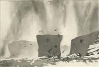 Norman Ackroyd RA, 794 - ANVIL ROCK, SHETLAND