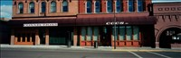 Wim Wenders Hon RA, 337 - STREET FRONT IN BUTTE, MONTANA