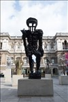 Thomas Houseago, 1 - LARGE WALKING FIGURE I (LEEDS)