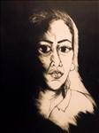 Mitra Sanei, 709 - SELF PORTRAIT