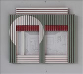 David Leech architects, 464 - FACADE RELIEF STUDY - A HOUSE FOR AN ENGINEER