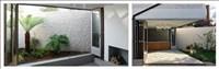 David Leech architects, 481 - PROSPECT & ASPECT - A HOUSE IN A GARDEN (DIPTYCH)