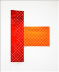 Paul Hosking, 1023 - JUNCTURE (ORANGE)