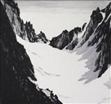 Emma Stibbon RA, 393 - SNOWFIELD
