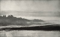 Norman Ackroyd RA, 440 - ATLANTIC AT INISHKEA - CO. MAYO