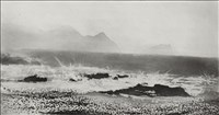 Norman Ackroyd RA, 447 - HARRIS FROM LEWIS
