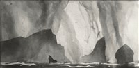 Norman Ackroyd RA, 448 - ST KILDA FROM THE NORTH
