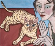 Eileen Cooper RA, 845 - BELONG TO CATS II