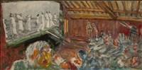 Timothy Hyman RA, 139 - I SHOW THE FINALE OF FELLINI'S OTTO E MEZZO (RDS)