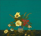 Stephen Chambers RA, 118 - BERLIN FLOWERS (EDWINA'S VASE)