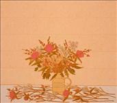 Stephen Chambers RA, 116 - BERLIN FLOWERS (RHODES' VASE)