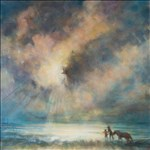 Bill Jacklin RA, 163 - DANCE OF THE CLOUDS AND BREEZES IV