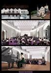 Eva Jiricna - AI Design, 529 - RENAISSANCE CASTLE REVITALIZATION