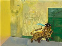 Peter Doig, 16 - YOUNG LION