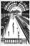 John Duffin, 684 - COASTAL TRAINS - VICTORIA STATION