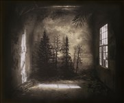 Suzanne Moxhay, 660 - ROOM WITH PINES