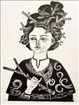 Denise de Cordova, 625 - A DEEP WOOD WOMAN