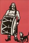 Chris Gilbert, 616 - DRUMMER & DOG