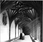 Henry Hagger, 580 - CANTERBURY CATHEDRAL CLOISTERS
