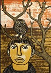 Paul Hogg, 646 - OWL (ONCE UPON A TIME IN THE MIDLANDS, THREE MILES FROM THE EDGE OF TOWN)
