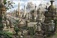 Emily Allchurch, 302 - GHOST TOWERS (AFTER PIRANESI)