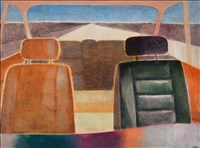 Richard Burton, 1070 - BREAKDOWN