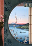 Emily Allchurch, 875 - PICTURE WINDOW (AFTER HIROSHIGE)