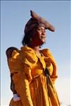 David Tolley, 434 - MADONNA & CHILD (HERERO PEOPLE, NAMIBIA)