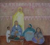 C. A. Aaron, 383 - WOMEN OF ZAGORA