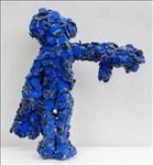 David Quan, 774 - BLUE RUBBER MAN