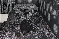 Abi Ola, 656 - PATTERNS IN MY BEDROOM - 4