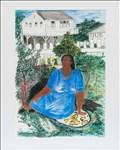 Esme Alexander, 96 - MUM IN THE GARDEN