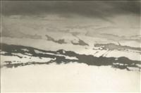 Norman Ackroyd RA, 675 - BARDEN FELL