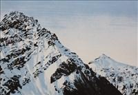 Emma Stibbon RA, 745 - SNOWLINE, SVALBARD