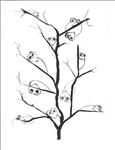 Ian Ritchie RA, 710 - TREE OF WISDOM
