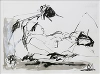 Tracey Emin RA, 959 - MOTHER 3 – THE BEGINNING AND THE END